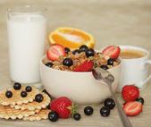 Breakfast. — Stock Photo