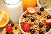 Bra frukost — Stockfoto
