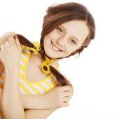 Adorável menina — Fotografia Stock