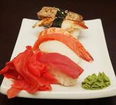 Japanese food. — Stock Photo