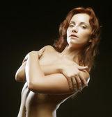 美年轻女子肖像 — ストック写真