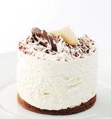 White cake — Stock Photo