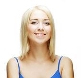 Beautiful young woman. — Stock Photo