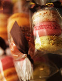 Macaroon, french dessert — Stock Photo