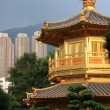 Nan Lian Garden, Hong Kong. — Stock Photo