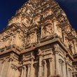 Virupaksha Hindu Temple in Hampi, India. - Stock Photo
