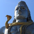Lord Shiva Statue in Murudeshwar, Karnataka, India. — Stock Photo