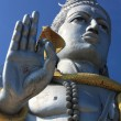 Lord Shiva Statue in Murudeshwar, Karnataka, India. - Stock Photo