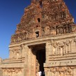 Vittala (Vitthala) Temple in Hampi, Karnataka state, India. — Stock Photo