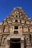 Virupaksha Hindu Temple in Hampi, India. — Stock Photo