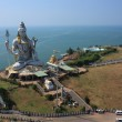 Lord Shiva Statue in Murudeshwar, Karnataka, India. — Stock Photo #18942755