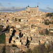 Toledo town, former capital of Spain. — Stock Photo