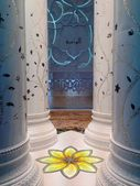 мечеть шейха зайда в абу-даби — Стоковое фото