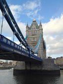 Лондонский Тауэрский мост — Стоковое фото