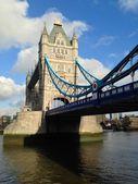 London Tower Bridge — Stock Photo