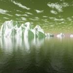 Icebergs — Stock Photo #14715509