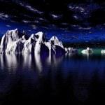 Icebergs — Stock Photo #14716527