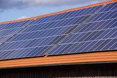 Photovoltaic cells — Stock Photo