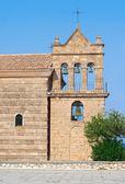 Zakynthos St Nicholas Church Bell Tower — Stock Photo