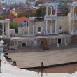 Stock Photo: Steps and stage of romamphitheater in Plovdiv, Bulgaria