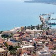 The city Zakynthos on the island Zakynthos, Hellenic Republic — Stock Photo