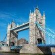 Tower Bridge in London. — Stock Photo