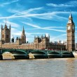 Stock Photo: House of Parliament, London, UK
