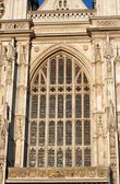 Westminster Abbey London detail — Stock Photo