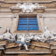 Stock Photo: Marble sculptures in Italy