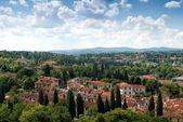 Beautiful panorama from Florence — Stockfoto