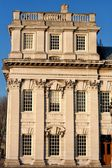 Detail from Royal Naval College in Greenwich — Stock Photo