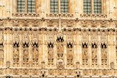 The Houses of Parliament. London. UK, detail — Stock Photo