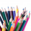 Stock Photo: Colourful Pencils