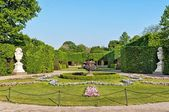 Schonbrunn Gardens in Vienna — Stock Photo