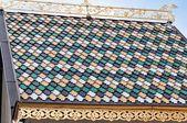 Le toit de la cathédrale orthodoxe russe à Vienne — Photo