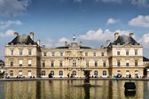 Luxemburg Palace in Paris, France — Stock Photo