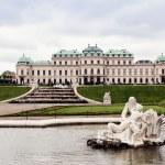 Upper Belvedere Palace in Vienna — Stock Photo #49688001