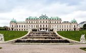 Upper Belvedere Palace in Vienna — Stockfoto