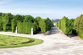 Schonbrunn palace in Vienna — Stock Photo