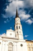 St. Michael's Church in Vienna — Stock Photo