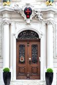 House of the Knights of the Cross with the Red Star in Vienna — ストック写真