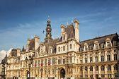 City Hall of Paris — Stock Photo