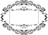 Ornament border — Stock Vector
