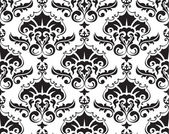 Seamless victorian pattern — Stock Vector
