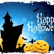 Royalty-Free Stock Vector Image: Happy Halloween Card