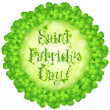 St. Patricks Day Card — Stock Vector #20327125