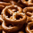 Pretzel salty snack — Stock Photo #14298147
