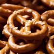 Pretzel salty snack — Stock Photo #14299377