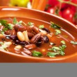 Постер, плакат: Kidney bean soup