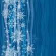 Seamless Snowflakes -  